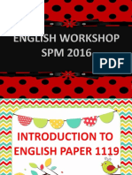 Intro to English 1119