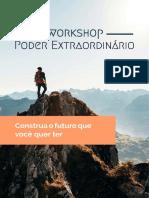 Workbook Construa o Futuro Que Voce Quer Ter