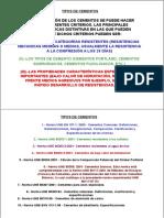 TIPOS DE CEMENTOS y concreto.doc
