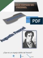 EL DOBLE ESPEJO DE FRESNEL.pptx