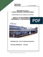 Manual Referencia y Contrarreferencia