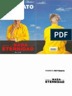 Entre la nada y la eternidad - Roberto Pettinato.pdf