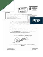 Informe Pericial de Firma