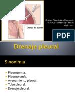 4 Drenaje Pleural