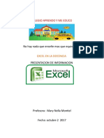 Excel Mary