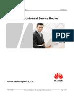 Huawei NE40E Universal Service Router Product Brochure (1)