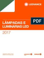 Catálogo Geral Lâmpadas-Luminárias Ledvance-OSRAM 2017