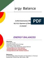 Energy Balance SK