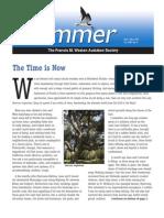 April-May 2008 Skimmer Newsletter Francis M. Weston Audubon Society