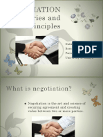 Negotiation Theories and Principles (1)