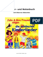 Julia Kids Songbook