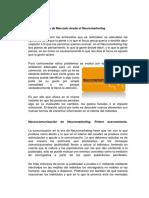 DroMH_Investigaciones de Mercado