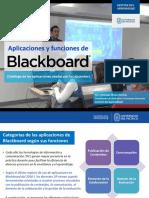 Catalogo de Aplicaciones y Funciones de Blackboard Learn