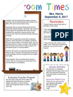 sept  8 newsletter