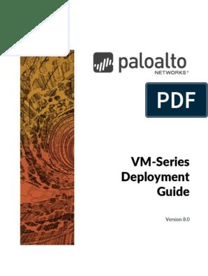 Palo Alto Firewall Virtualization | V Mware | Open Stack