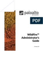 WildFire Administrator Guide-8.0