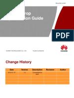 Service Drop Optimization Guide