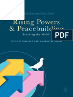 Rising Powers & Peacebuilding