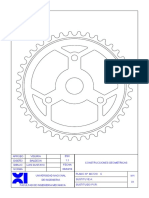 Lamina 1 - Dibujo Mecanico 1