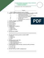 Evaluacion de XAMPP y PrestaShop 1.7 Instituto Motupe