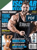 Muscular Development - November 2017