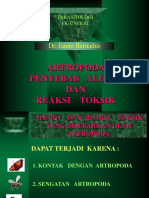 10.Artropoda Penyebab Alergi&Toksik