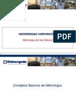 Metrología de Gas Natural (Virtual)