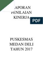 Cover Rencana Perbaikan Kinerja 2017
