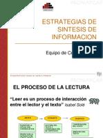 40368043 Estrategias de Sintesis de La Informacion 1