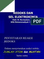 2. REAKSI REDOKS