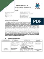 Unidad Didactica IV - 5to-HGE