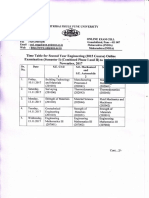 Time Table for SE (2015) Online Nov 17 Sem I Comb Ph I II_05102017