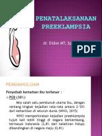 PPT Penatalaksanaan Preeklampsia.ppt