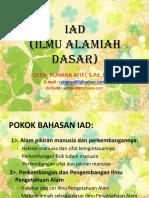 Pert-1 Silabus MK IAD