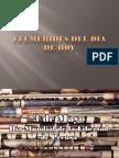 EFEMÉRIDES DEL DÍA DE HOY.pptx