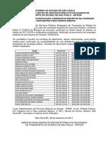 Edital Convocacao Candidatos Deficientes Para Exame Medico
