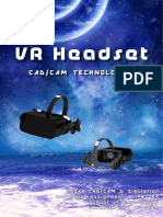 CAD/CAM Technologies - VR Headset