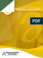 1. Cartilla u3.. Problemática Ambiental Global