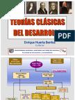 Teorías Clásicas de Desarrollo