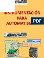 3.4 Instrumentacion Logica