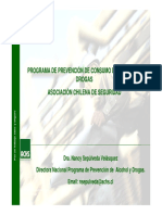Programa Prev Alcohol y Drogas