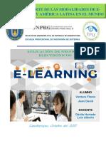 Ensayo E Learning