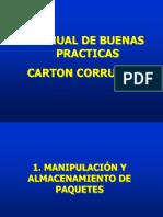 Manual de Buenas Practicas Carton Corrugado