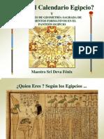 ¿Conoces El Calendario Egipcio?