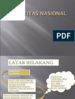 (2)IDENTITAS NASIONAL