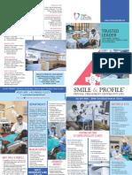 Smile AndProfile Brochure