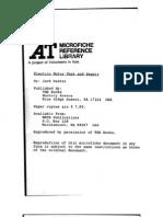 8917276 Electric Motor Test Repair