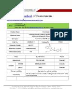 Datasheet of Esaxerenone|CAS 1632006-28-0|sun-shinechem.com