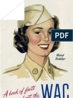 WWII 1942 Women's Army Corps Guide