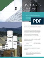 PVDF AirDry Touchup 120116